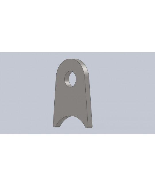 oreille à souder 4 (32x25x3)