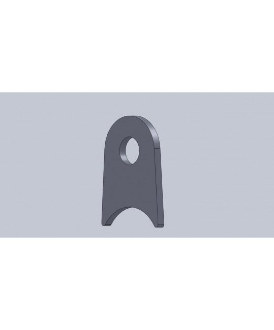 oreille à souder 2 (40x30x3)
