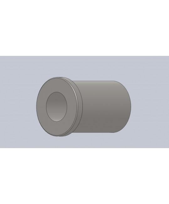insert fileté M12x150 à gauche pour tube Ø32x2