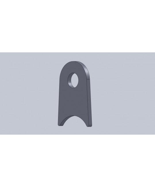 oreille à souder 3 (44x30x3)