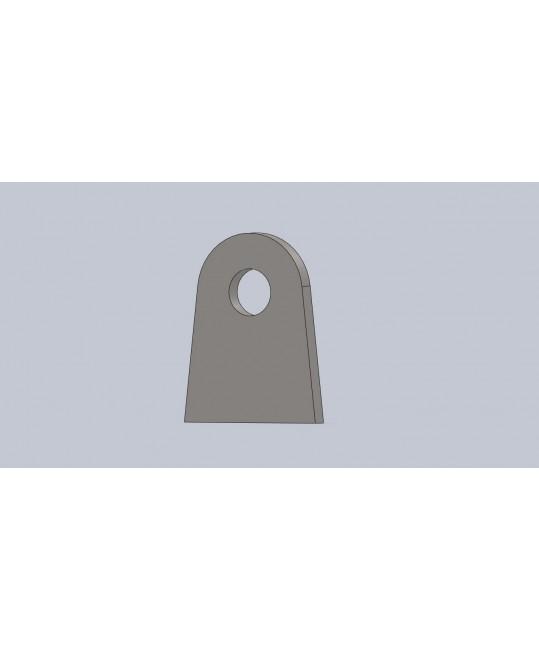 oreille à souder 9 (32x25x3)
