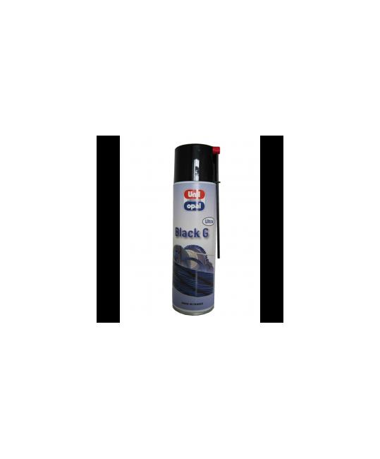 black g - graisse en aerosol