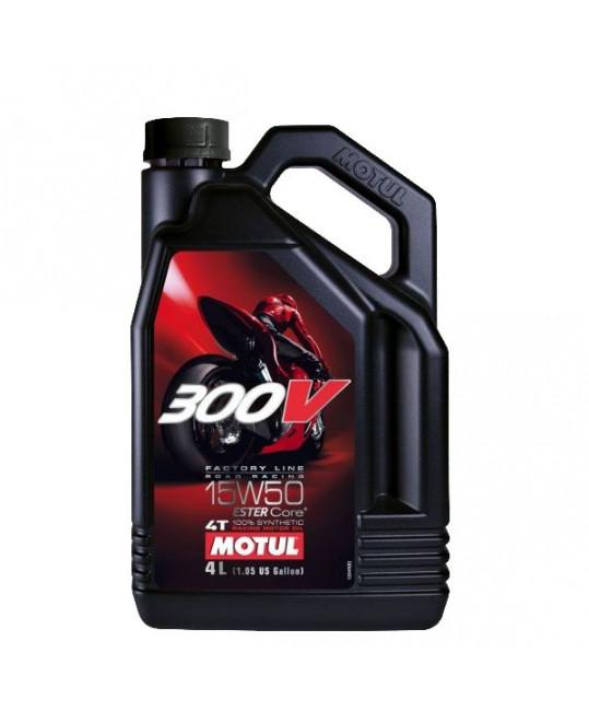 300V factory line 15w50 - 4 litres