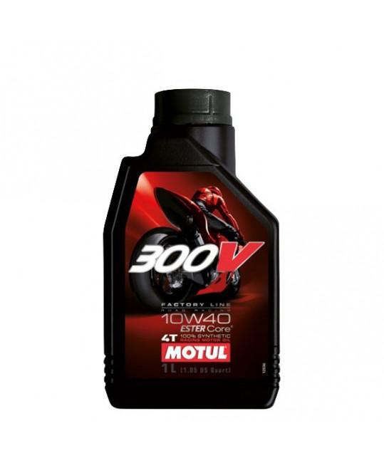 300V factory line 10w40 - 1 litre