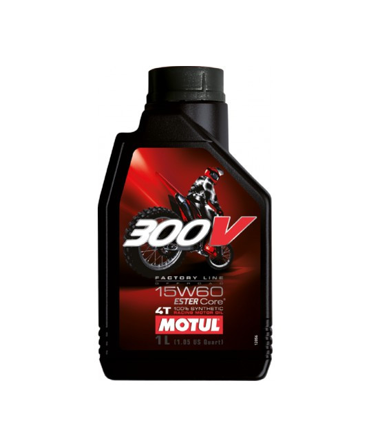 300V factory line Off Road 15w60 - 1 litre