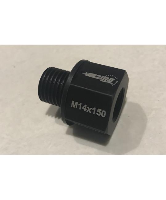 adaptateur mâle M14x150 / Femelle M12x150