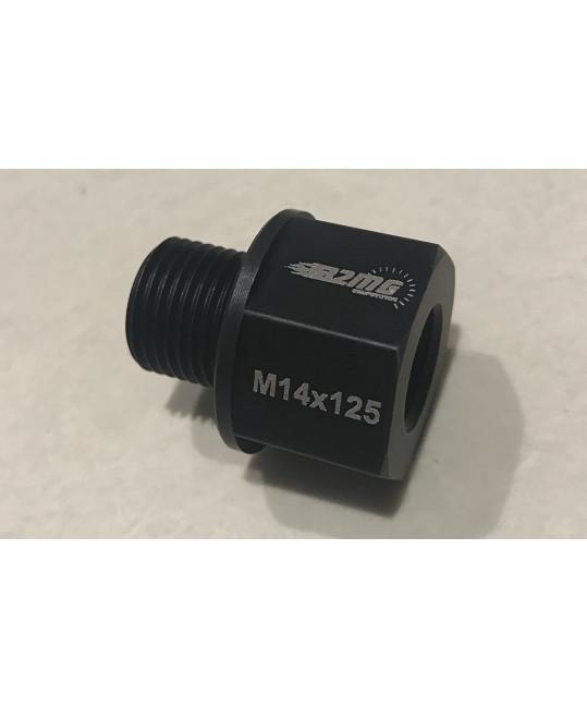 adaptateur mâle M14x125 / Femelle M12x150