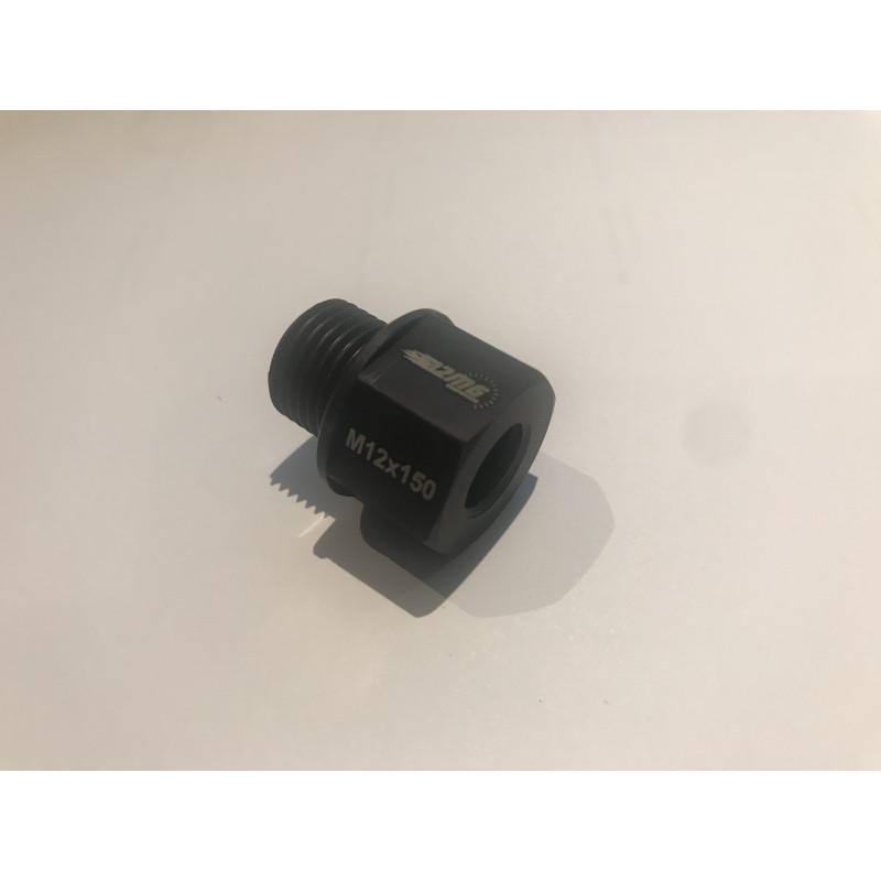 adaptateur mâle M16x150 / Femelle M12x150