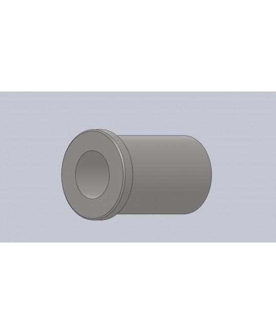 insert fileté M24x150 à gauche pour tube Ø35x2