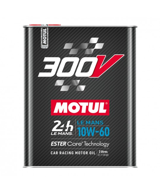 300V competition 10w60 - 2 litres